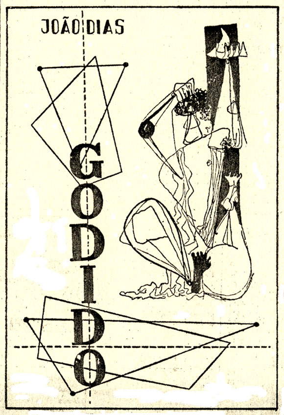 Cover of Godido, 1952 edition