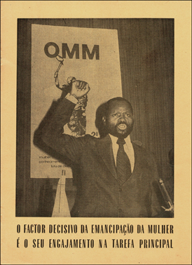 Samora's speech to II OMM Conference