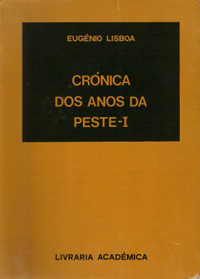 Cover of the original edition of Cronicas